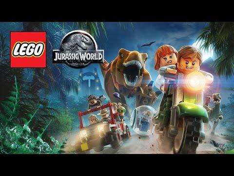 LEGO Jurassic World DEMO