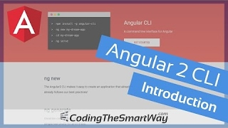 coding tutorials angular 2 cli command line interface introduction