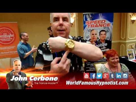 "2017 HT Live Promo 2- Learn John Cerbone's ""Speed Trance Hypnosis"" – Promo 2"