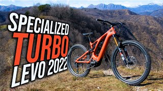 LA SPECIALIZED TURBO LEVO 2022