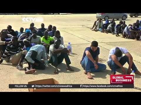 Libya detains 110 migrants preparing to cross into Europe
