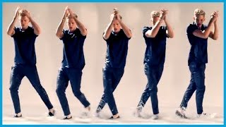 """Cody Simpson How to do the Official """"Surfboard"""" Dance (Official Choreography)"""