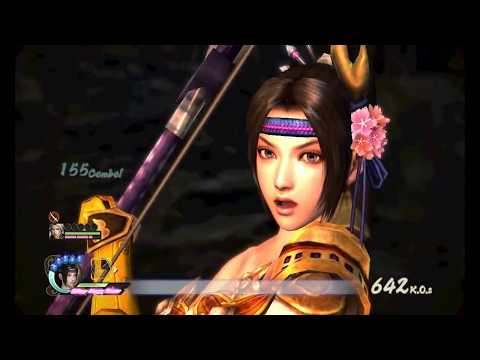 Samurai Warriors 4 II Trials of Trust Chapter 5 The Osaka Campaign
