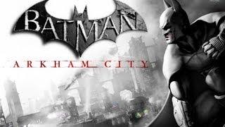 Batman Arkham City - Parte 43: Trofeos en Park Row 1 de 2