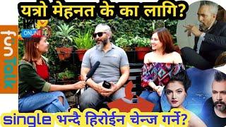 Prashant Tamrakar अब हिरो बन्दै ? यसरी जुर्यो यो जोडी ? Exclusive Interview.