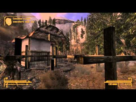 Fallout New Vegas Mods:RTS, Motorcycle, Tailor Maid - Part 2
