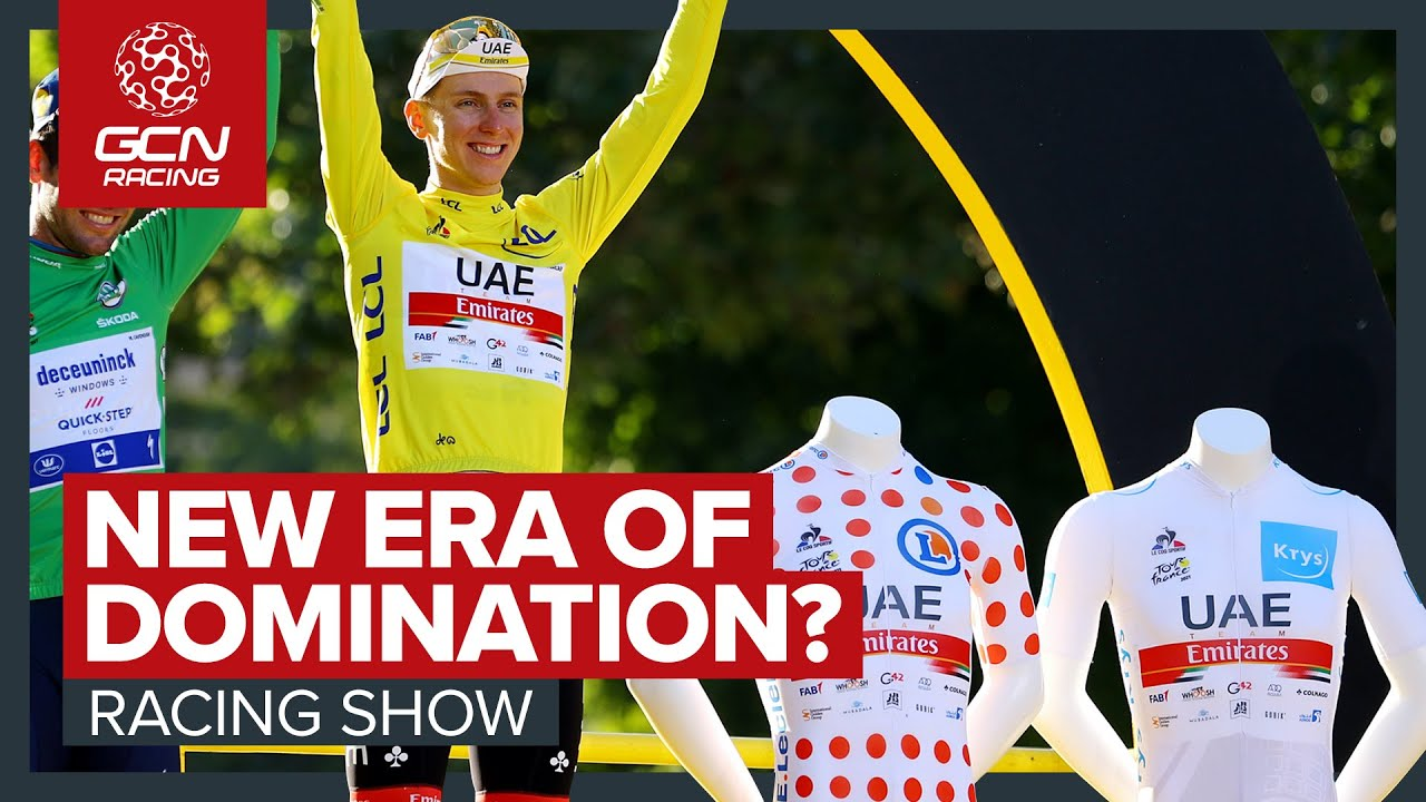 Will Pogačar Dominate The Tour de France For Years To Come? | GCN Racing News Show