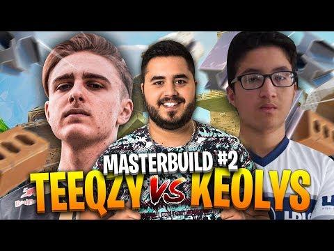 ⚡ KEOLYS vs TEEQZY - MASTERBUILD #2