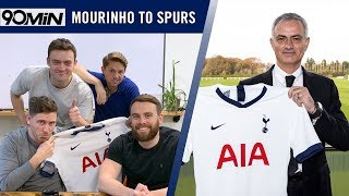POCHETTINO SACKED, MOURINHO IN! TOTTENHAM MANAGER REACTION!