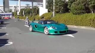 大黒PAに集まるポルシェ特集!daikoku pa Porsche to gather!