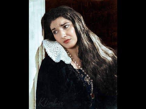 """Maria Callas """"Ardon gli incensi"""" Lucia di Lammermoor"""
