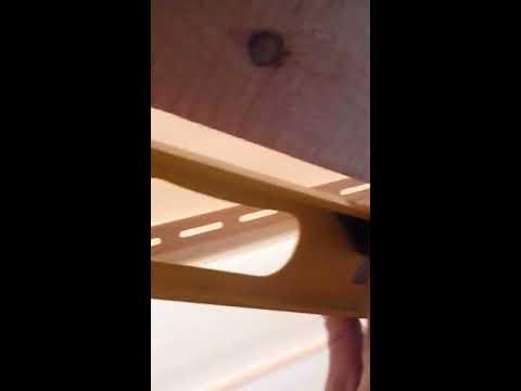 как замерить угол ската крыши