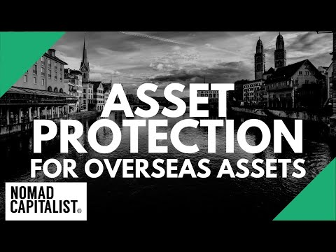 Asset Protection for Overseas Assets