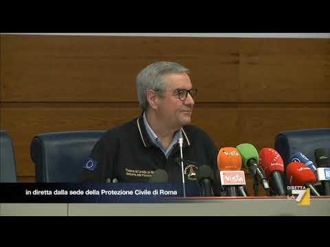Aggiornamenti Coronavirus, le ultime notizie da Angelo Borrelli (Protezione Civile)