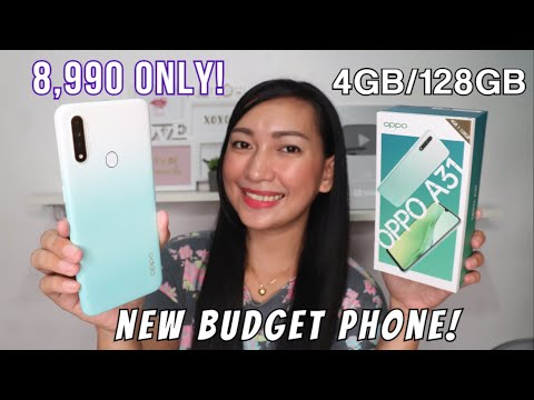 OPPO A31 : UNBOXING & FULLREVIEW (ML,COD,BATTERY,CAMERA,HEATING & SPECS)