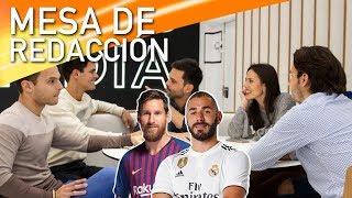 🤔 ¿HAY LIGA?🏆⚽ MESA DE REDACCIÓN de 'EL CHIRINGUITO'