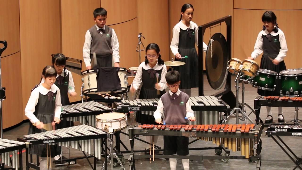 2016臺南慈小全國學生音樂比賽打擊樂組總決賽 - YouTube