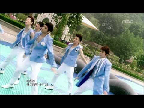 Infinite - Comeback Again, 인피니트 - 다시 돌아와, Music Core 20100710
