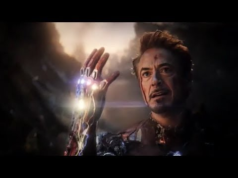 Avengers: Endgame (2019) I am Iron Man