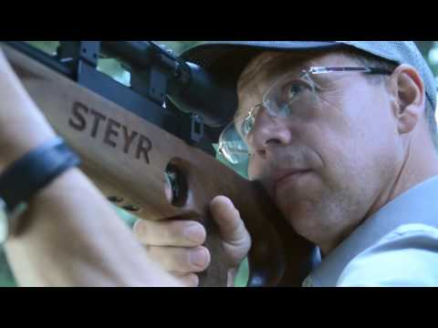STEYR - Hunting 5 Air Rifle Review