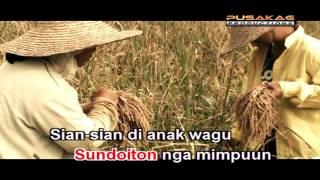 Sinding KadazanDusun by Elsie James (karaoke hifi dual_HD)
