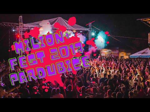 Milion + Fest 2017 Pardubice