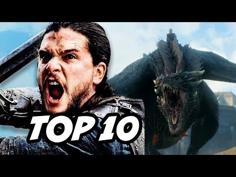 Game Of Thrones Season 7 Episode 7 Finale - TOP 10 Q&A