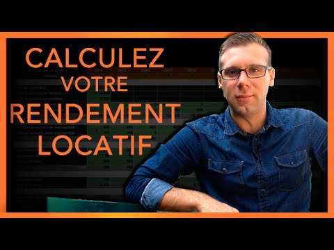 immobilier calcul du rendement locatif s bastien d youtube. Black Bedroom Furniture Sets. Home Design Ideas