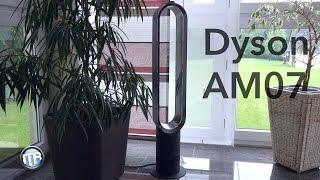 400€ VENTILATOR?! :O - Dyson AM07 Turmventilator im Test!