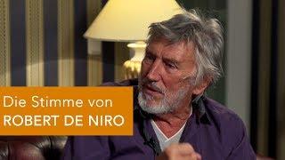 Die Stimme von ROBERT DE NIRO