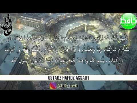 Doa Masuk Masjidil Haram | Manasik Haji.