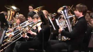 UF Concert Band Plays Shenandoah