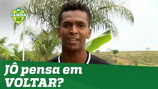 Exclusivo! Jô responde se pensa em VOLTAR ao Corinthians!