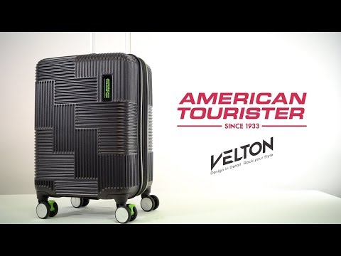 Velton Suitcase By American Tourister