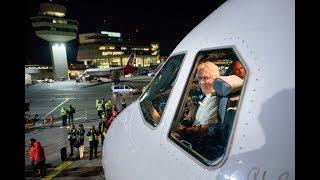 Letzter Funkspruch an Air Berlin