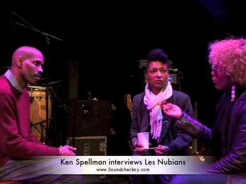 Les Nubians Show
