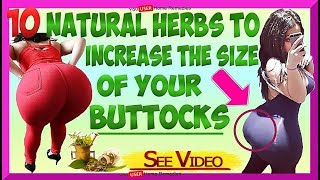 How to increase buttocks quickly without surgery|10 Natural He…