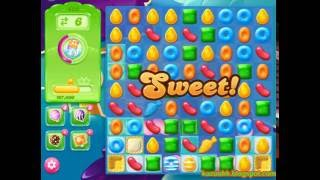 Candy Crush Jelly Saga Level 429 (3 star, No boosters)