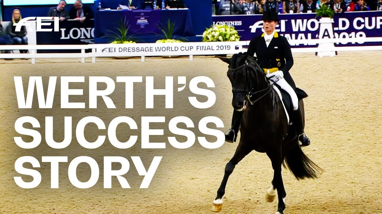 The most decorated Dressage rider in the history of Equestrian sport - Isabell Werth | ICONS