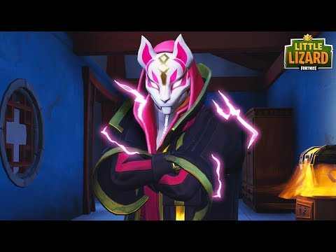 HOW DRIFT UPGRADED TO HIS JACKET!! * SEASON 5 *Fortnite Short