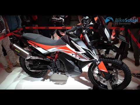 KTM  | New  Adventure &  Adventure R plus  SMC R and  Enduro R walk around