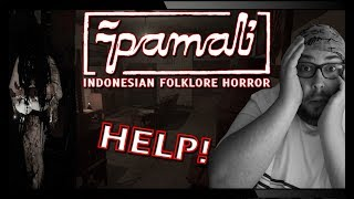 Pamali: Indonesian Folklore HORROR - Geister Jump-Scare [Dunkel/Angst/Panik/Face]