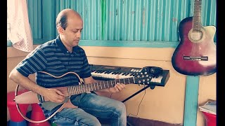 Humein Tumse Pyar Kitna Guitar by Ajit Mobile 9856464782