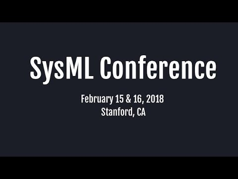 SysML Conference