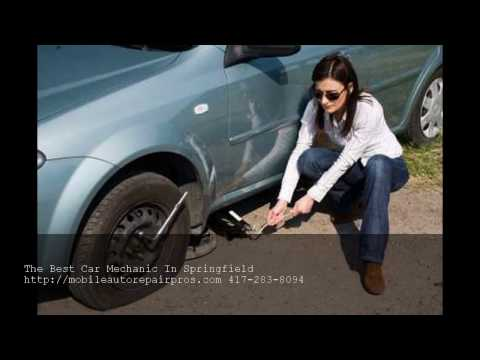 Mobile Auto Repair Springfield Mo 417-283-8094 | Mobile Car Mechanic