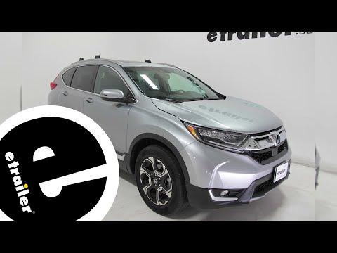 WeatherTech Front Floor Mats Review - 2017 Honda CR-V - etrailer.com
