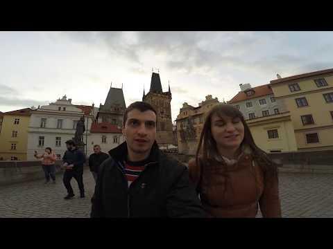 Чехия.Прага.Часть 2.Исторический центр.
