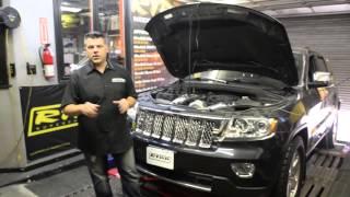 2012 Jeep Grand Cherokee RIPP Supercharged