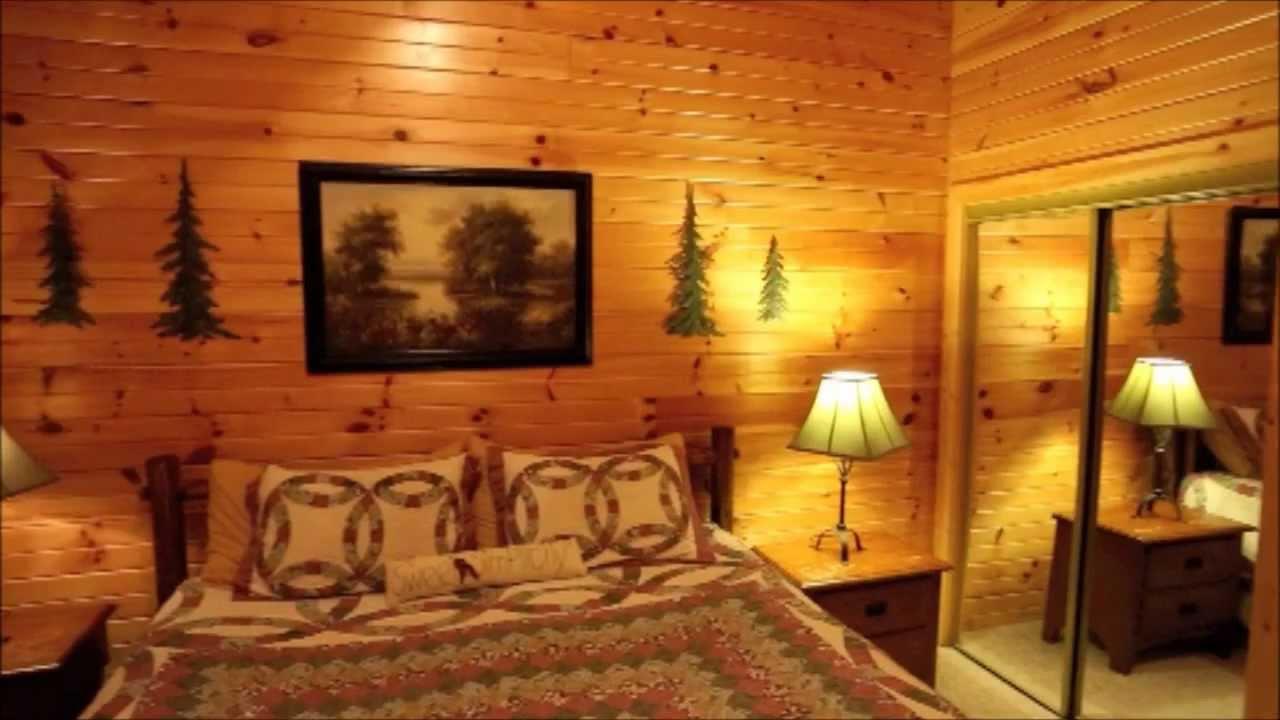 1 Bedroom Cabin Plans