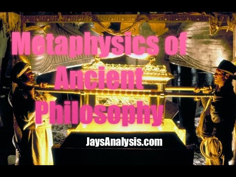 Mysteries of Ancient Philosophy & Metaphysics – Jay Dyer (Free Half)